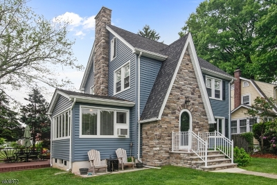 Bloomfield Twp. Single Family Home For Sale: 20 Alexander Ave