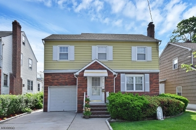 Belleville Twp. Single Family Home For Sale: 12 Pleasant Ave