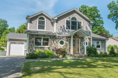 Glen Rock Boro Single Family Home For Sale: 86 Radburn Rd