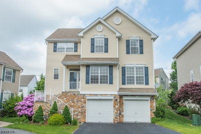 Mount Olive Twp. Single Family Home For Sale: 123 Winding Hill Dr