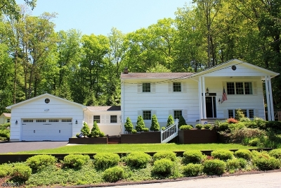 Byram Twp. NJ Single Family Home For Sale: $379,500