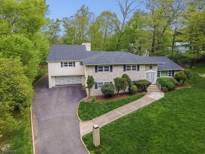 Livingston Single Family Home For Sale: 1 Tilden Ct