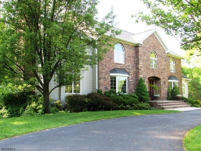 Sparta Twp. Single Family Home For Sale: 20 Farmbrook Rd