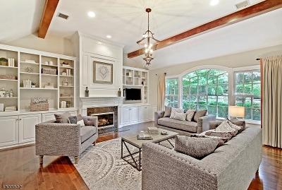 Bernards Twp., Bernardsville Boro Single Family Home For Sale: 199 Old Army Rd