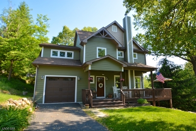 Parsippany Single Family Home For Sale: 247 Fox Hill Rd