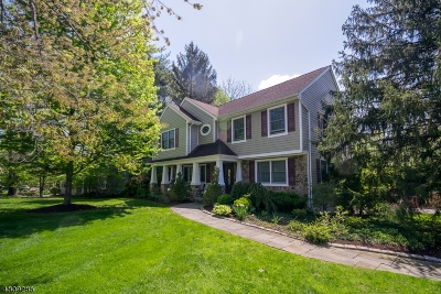 Bernardsville Boro Single Family Home For Sale: 57 Old Colony Rd