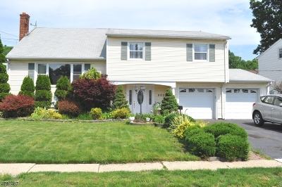Union Twp. Single Family Home For Sale: 600 Winchester Ave
