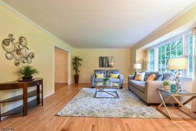 Scotch Plains Twp. Single Family Home For Sale: 1266 Sleepy Hollow Ln
