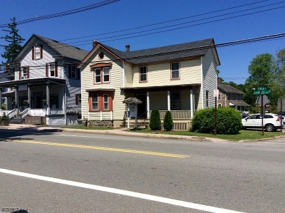 Long Valley Commercial Lease For Lease: 14 Schooleys Mountain Rd #C & D