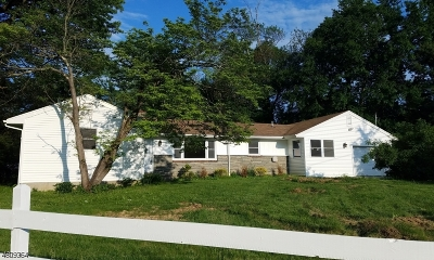 Sparta Twp. Single Family Home For Sale: 11 Hunters Ln