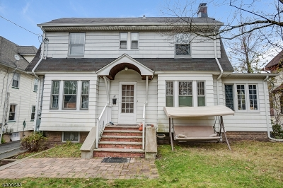 Summit Single Family Home For Sale: 82 Ashwood Ave