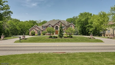 Montville Twp. Single Family Home For Sale: 73 Change Bridge Rd