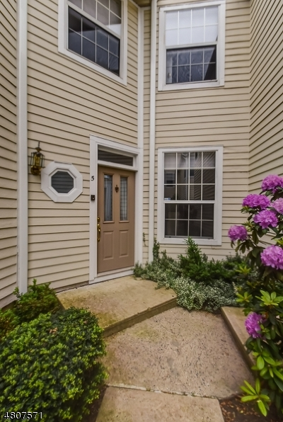 Bedminster Twp. Condo/Townhouse For Sale: 5 High Pond Ln