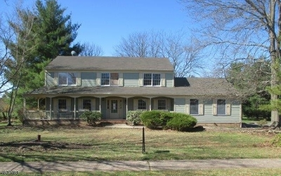 Montgomery Twp. Single Family Home For Sale: 25 Kingswood Ct