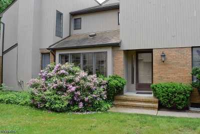 Morris Twp. Condo/Townhouse For Sale: 9 Shelley Pl