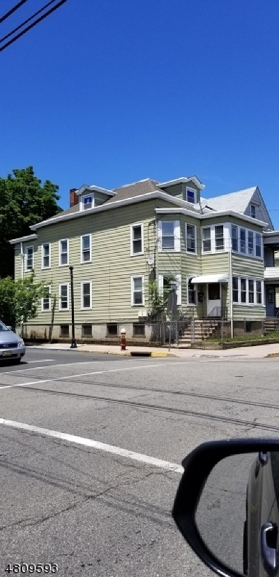 Prospect Park Boro Multi Family Home For Sale: 261 N 8th St