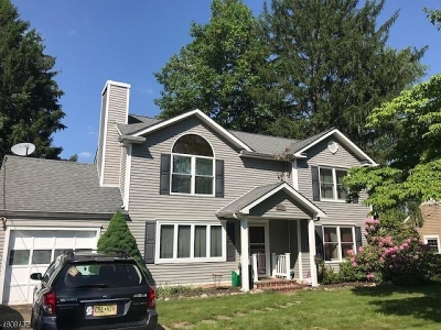 Denville Twp. Single Family Home For Sale: 60 Florence Ave