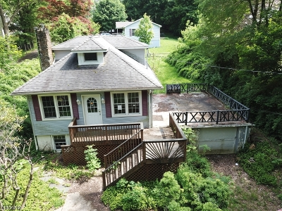 Mount Olive Twp. Single Family Home For Sale: 7 Tulip Ave