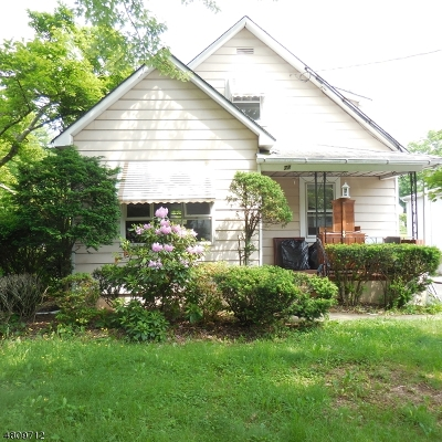 Bridgewater Twp. Single Family Home For Sale: 72 Pearl St