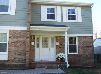 Cranford Twp. Rental For Rent: 29a Springfield Ave