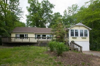 Single Family Home For Sale: 63 Lake Rd