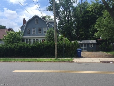 Morris Twp. Single Family Home For Sale: 33 Hathaway Rd