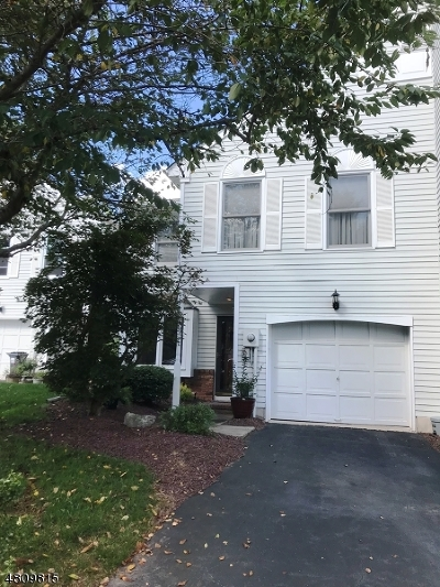 Branchburg Twp. Condo/Townhouse For Sale: 751 Vanessa Ln