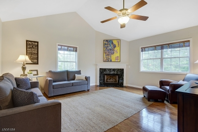 Morris Twp. Condo/Townhouse For Sale: 12 Davenport Place