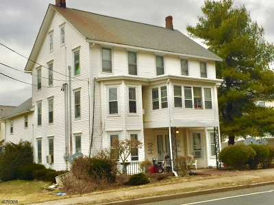Sparta Twp. Single Family Home For Sale: 120 Main St