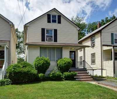 Westfield Town Single Family Home For Sale: 656 W Broad St