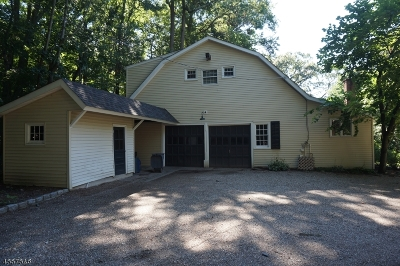 Harding Twp. Rental For Rent: 42 42 Kitchell Rd