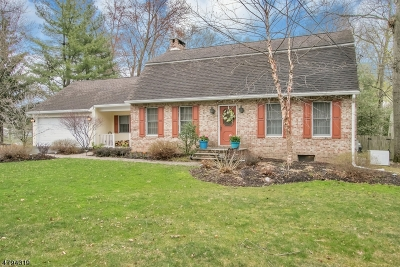Wyckoff Twp. Single Family Home For Sale: 464 Russell Ave