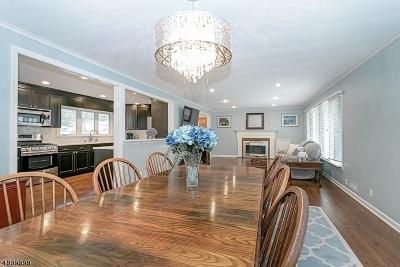 Scotch Plains Twp. Single Family Home For Sale: 2022 Arrowwood Drive