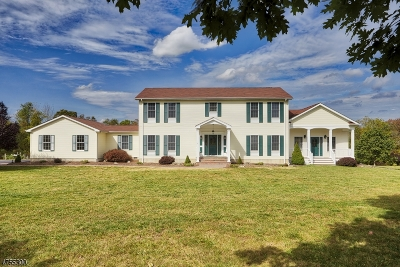 Lebanon Twp. Single Family Home For Sale: 7 Rolling Hills Way