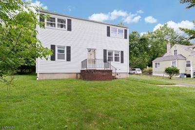 Scotch Plains Twp. Single Family Home For Sale: 2063 W Broad St