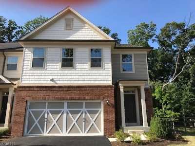 Randolph Twp. Rental For Rent: 34 Brompton Place
