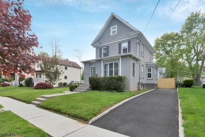 Westfield Town Single Family Home For Sale: 620 Downer St