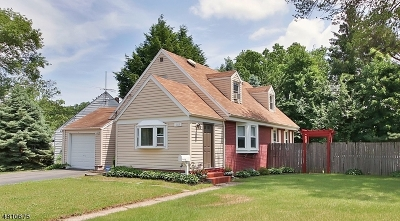 Haledon Boro Single Family Home For Sale: 169 Cliff St