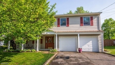 Mount Olive Twp. Single Family Home For Sale: 16 Bordeaux Dr