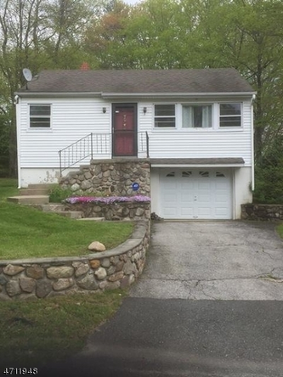 Stillwater Twp. Single Family Home For Sale: 1008 Mt Benevolence Rd