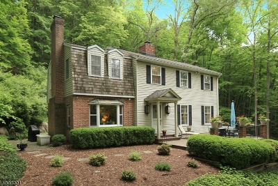 Tewksbury Twp. Single Family Home For Sale: 148 Rockaway Rd