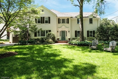 Westfield Town Single Family Home For Sale: 15 Bennett Pl