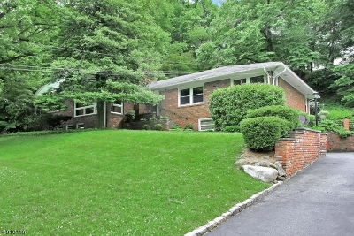 Summit Single Family Home For Sale: 31 Sheffield Rd