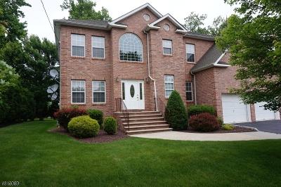 Edison Twp. Single Family Home For Sale: 236 Fletcher St