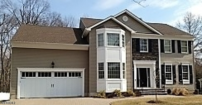 Mount Olive Twp. Single Family Home For Sale: 1 Seneca Ct