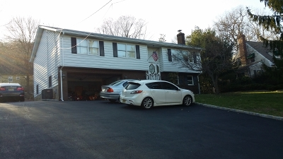 North Haledon Boro Single Family Home For Sale: 1355 Belmont Ave
