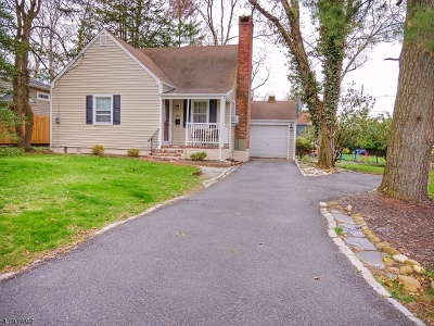 Florham Park Boro Single Family Home For Sale