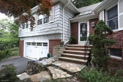 Hawthorne Boro Single Family Home For Sale: 27 Nixon Ct