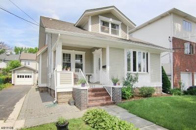 Kearny Town Single Family Home For Sale: 861-863 Devon St