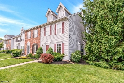 Bridgewater Twp. Condo/Townhouse For Sale: 1908 Bayley Ct